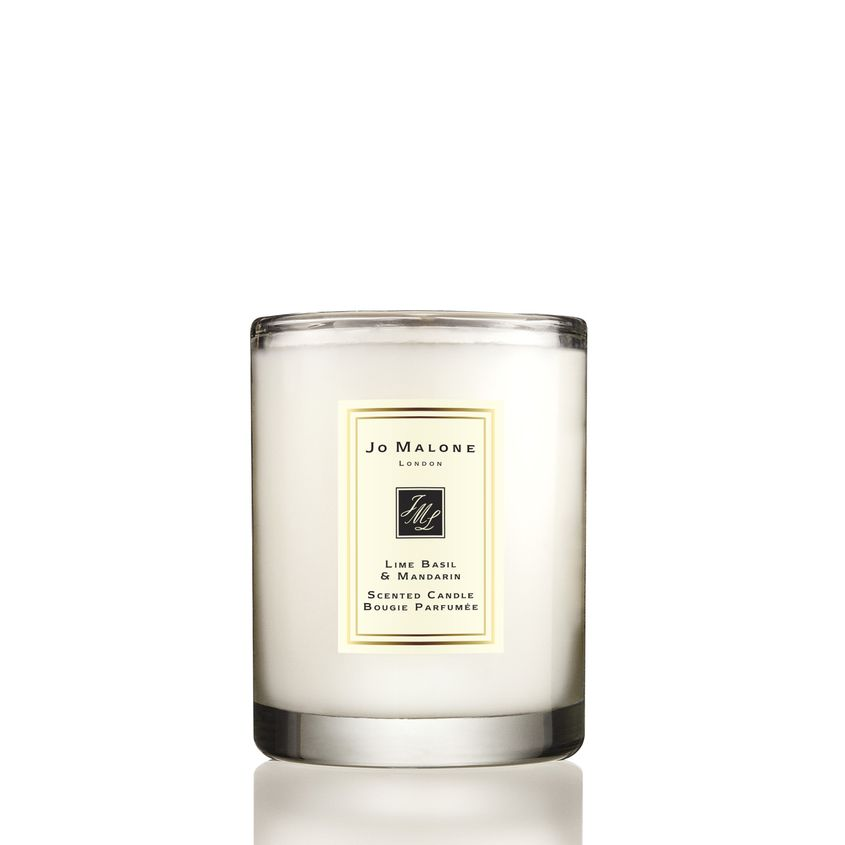 Купить JO MALONE LONDON Свеча для дома Lime Basil & Mandarin Travel Candle