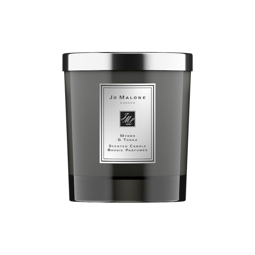 Купить JO MALONE LONDON Свеча ароматная Myrrh & Tonka Home Candle