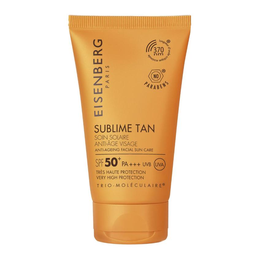 Купить EISENBERG Солнцезащитное средство для лица, шеи и области декольте против старения кожи SPF50+