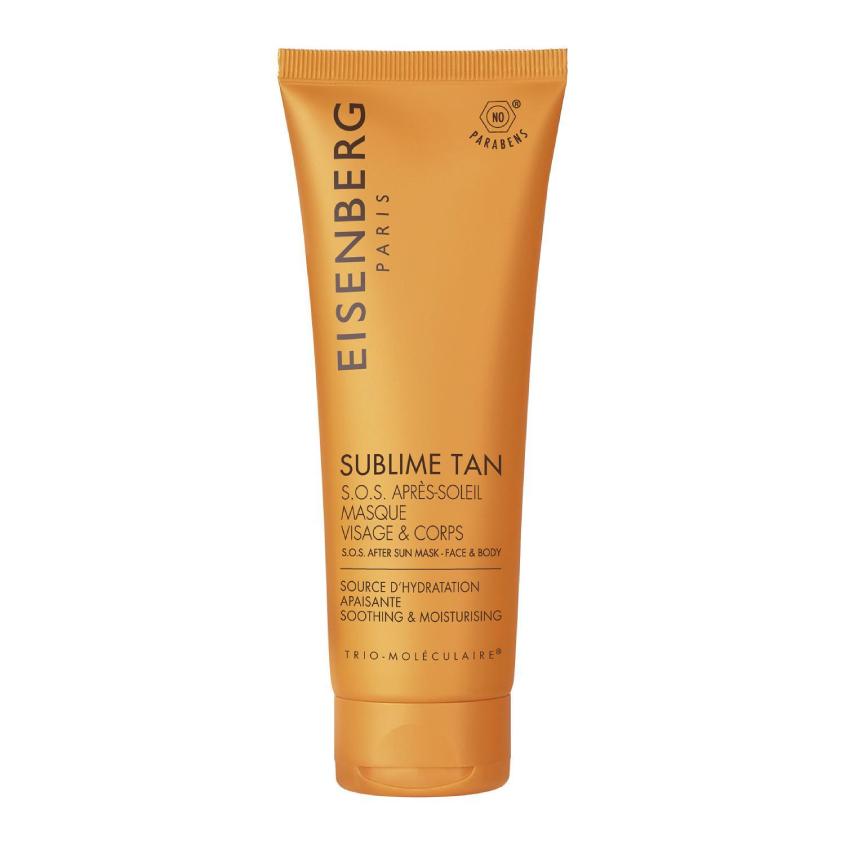 Купить EISENBERG Успокаивающая маска-эксресс для лица и тела после загара против старения кожи