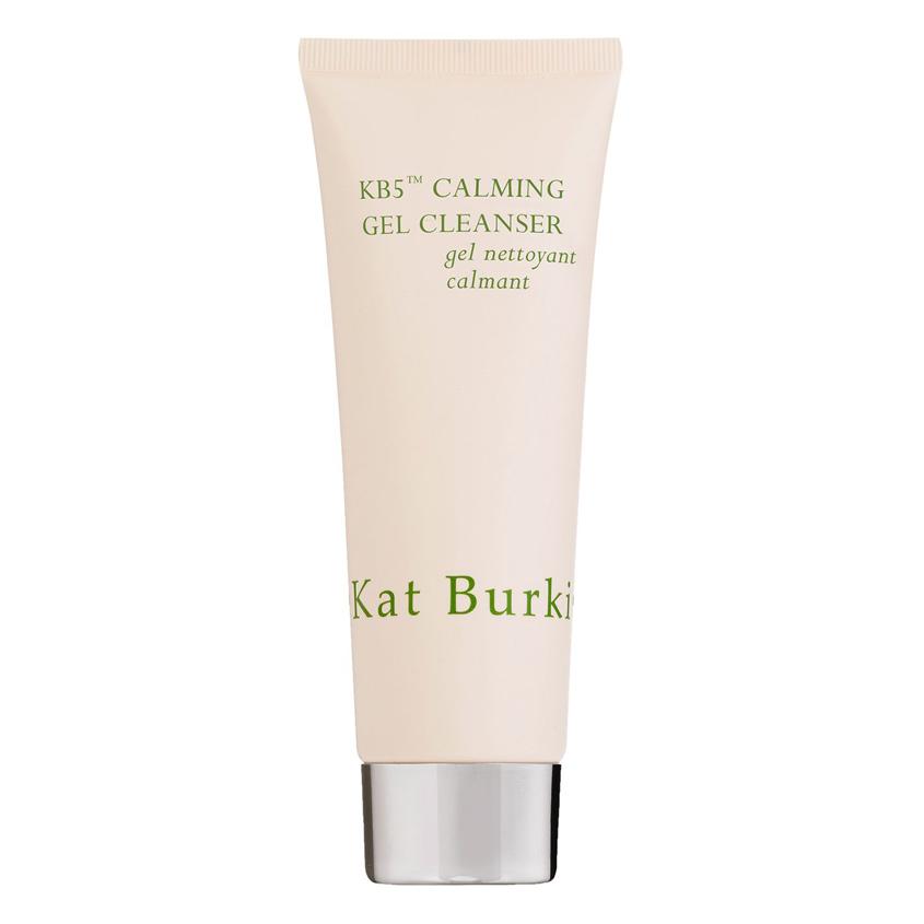 KAT BURKI Гель для лица очищающий успокаивающий с комплексом KB5