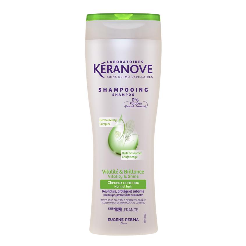 Купить KERANOVE Шампунь Жизненная сила и Сияние для нормальных волос