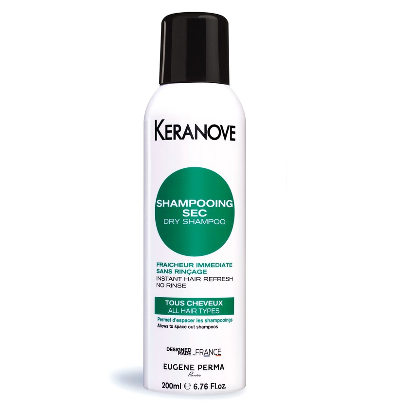 KERANOVE Сухой шампунь для волос