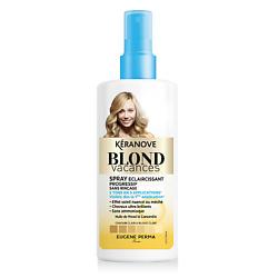 KERANOVE KERANOVE Спрей для волос тонирующий Blond Vacances 125 мл