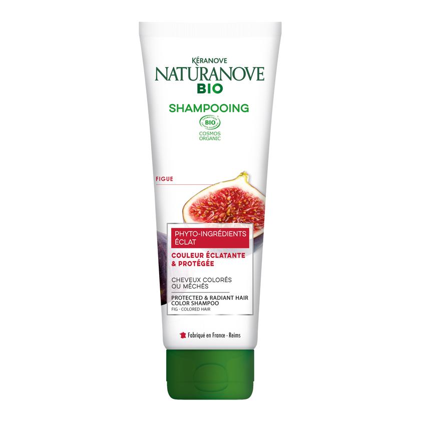 Купить KERANOVE Шампунь для окрашенных волос Инжир Naturanove BIO