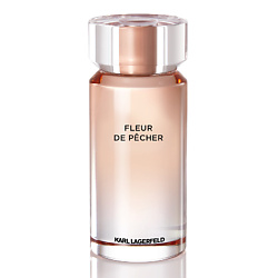 KARL LAGERFELD Fleur de Pecher Парфюмерная вода, спрей 100 мл karl lagerfeld for her парфюмерная вода спрей 45 мл