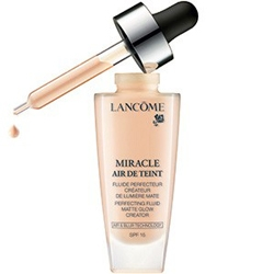 LANCOME Тональный крем Miracle Air de Teint № 03 beige diaphan