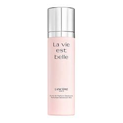 LANCOME Парфюмированный дезодорант-спрей La vie est belle 100 мл долива дезодорант средиземноморская свежесть спрей 125мл