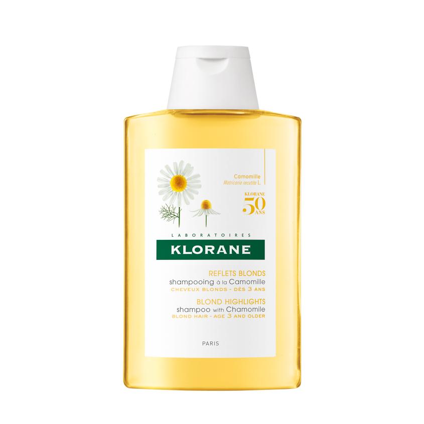 Купить KLORANE Шампунь с экстрактом ромашки для светлых волос