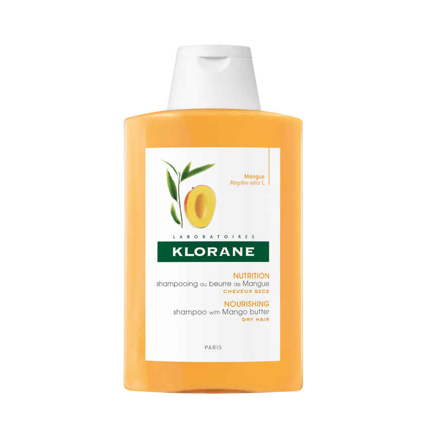 Купить KLORANE Шампунь с маслом Манго увлажняющий и питательный для сухих волос