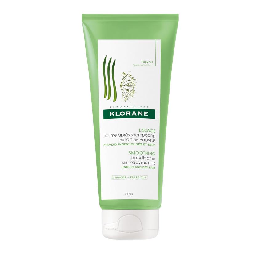 Купить KLORANE Бальзам-ополаскиватель для волос с молочком папируса