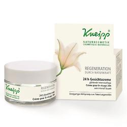 KNEIPP Крем для лица регенерирующий 24 часа 50 мл оздоровительная косметика венозол крем при варикозе