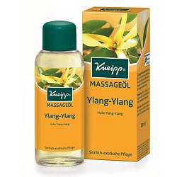Купить KNEIPP Масло для тела массажное с иланг-иланг 100 мл