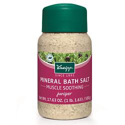 KNEIPP Соль для ванн с можжевельником 500 г