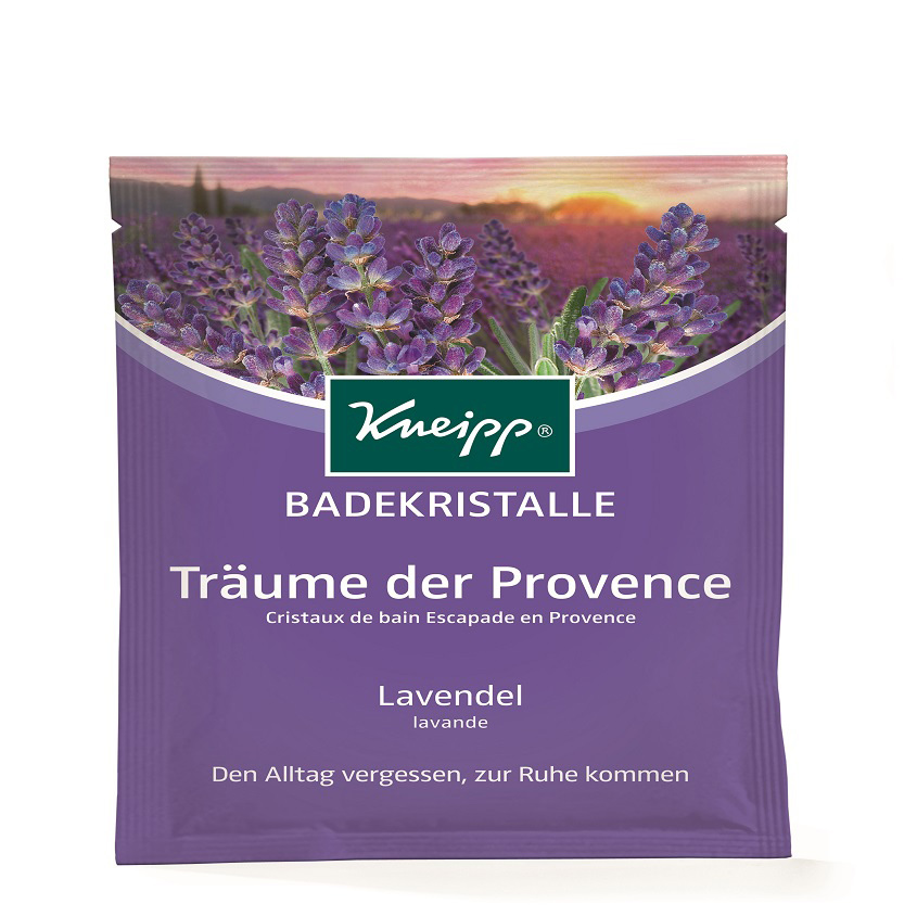 KNEIPP Соль для ванн «Мечты Прованса» с Лавандой