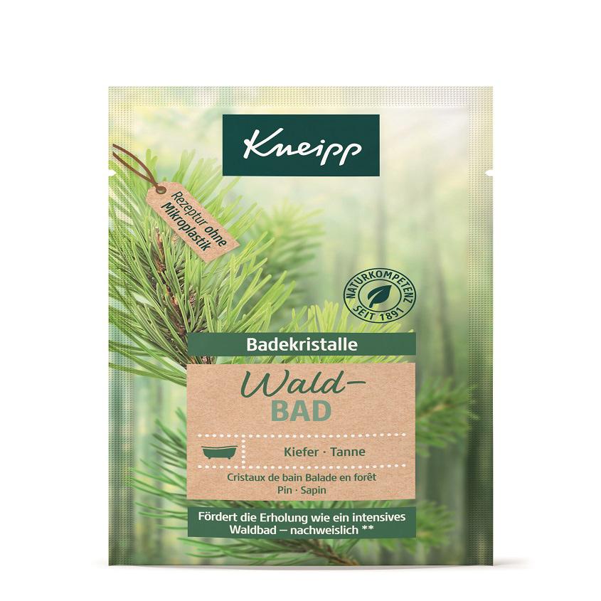 KNEIPP Соль для ванн «Прогулка по лесу» с Сосной и Пихтой