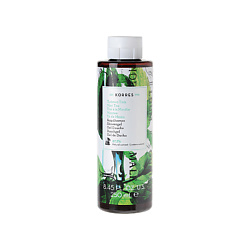 KORRES Гель для душа Мятный чай 250 мл гель для душа korres shower gel mango