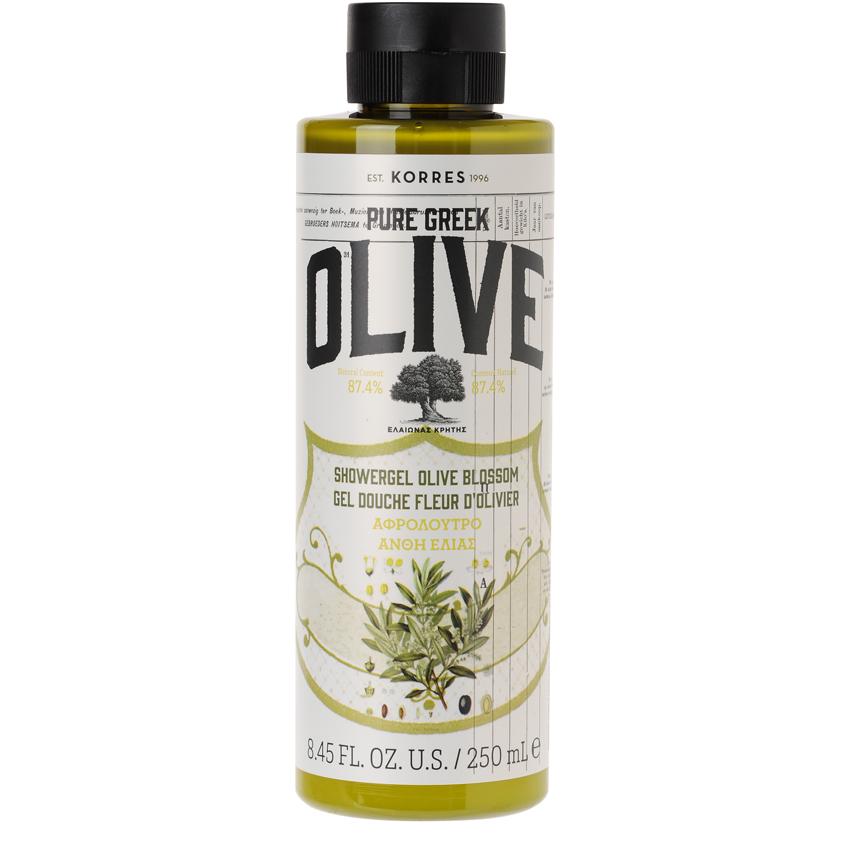 KORRES Гель для душа OLIVE & OLIVE Blossom