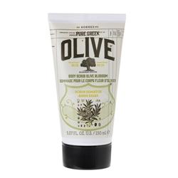 KORRES KORRES Скраб для тела OLIVE & OLIVE Blossom 150 мл
