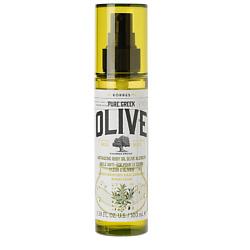 KORRES Масло для тела OLIVE & OLIVE Blossom 100 мл бальзам для тела olive