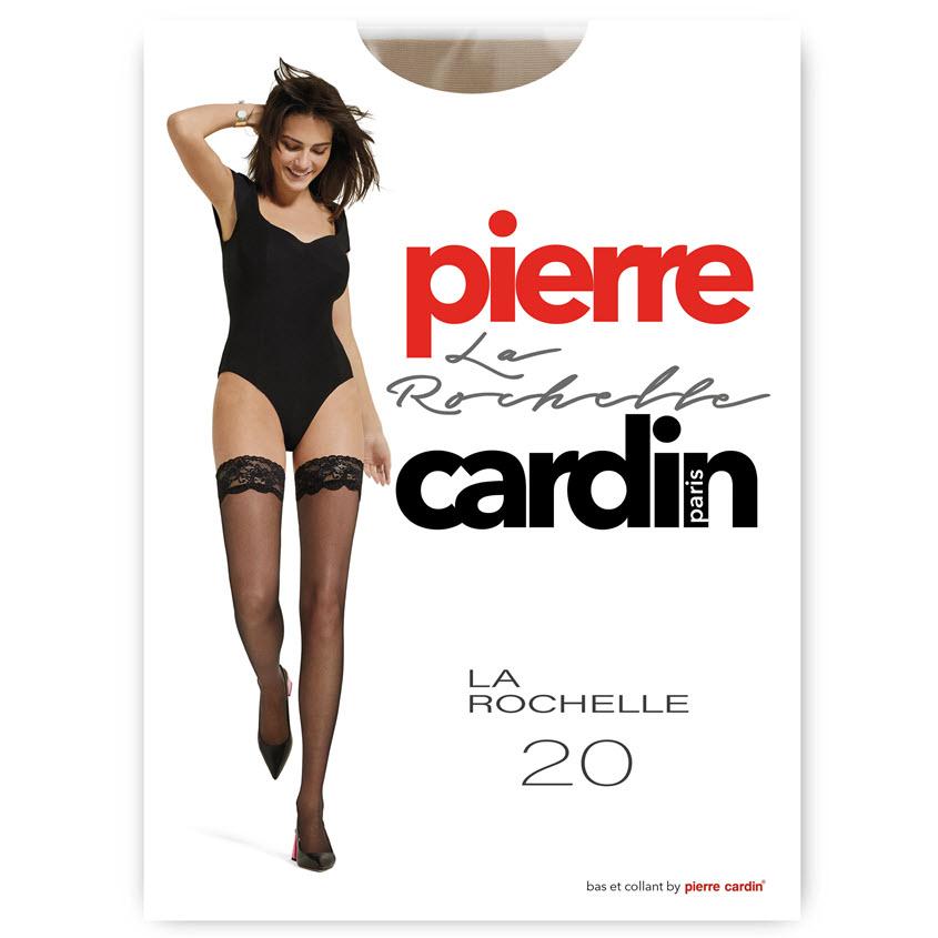 PIERRE CARDIN Чулки женские 20 ден La Rochelle visone