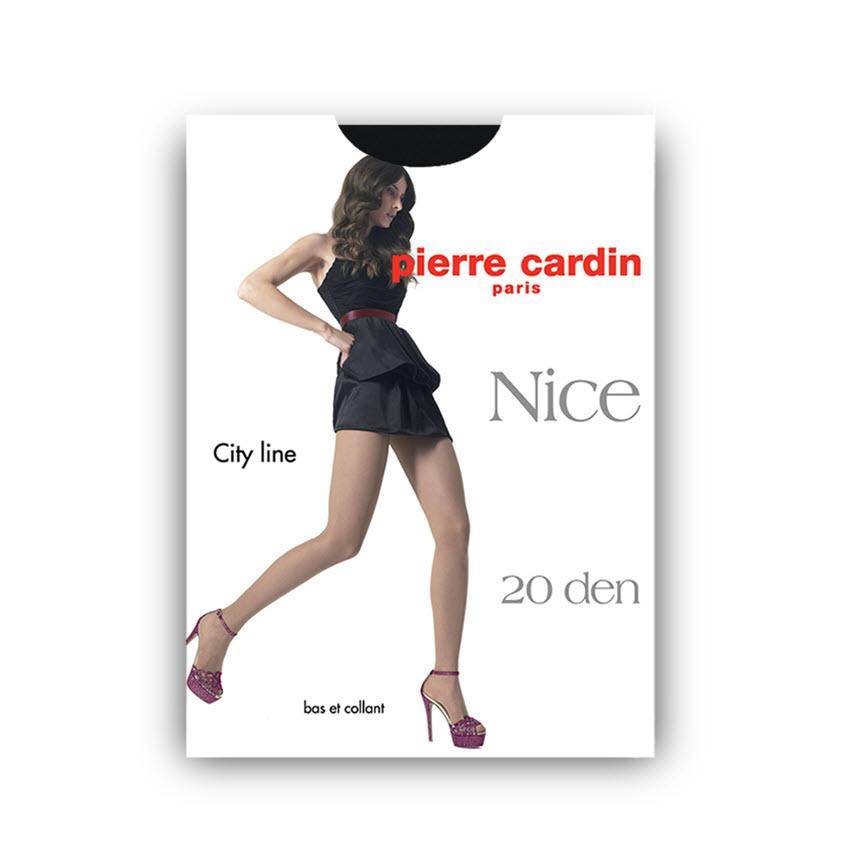 Купить PIERRE CARDIN Колготки женские 20 ден Nice nero