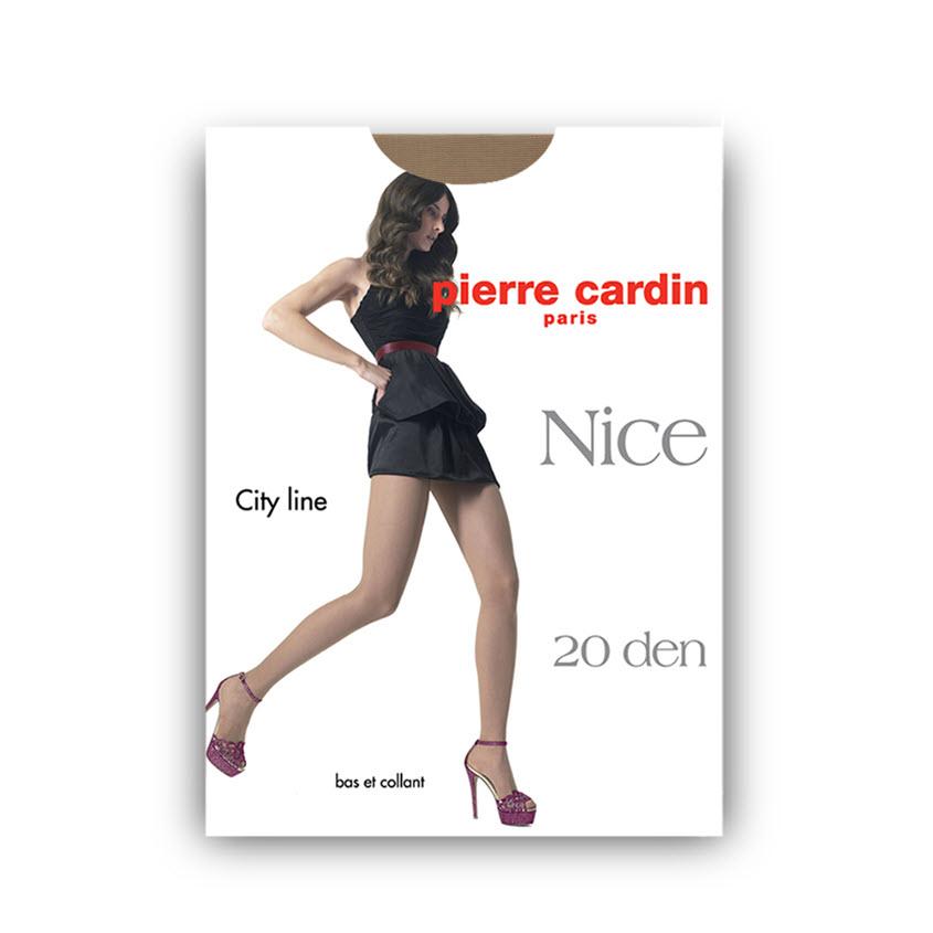 PIERRE CARDIN Колготки женские 20 ден Nice visone