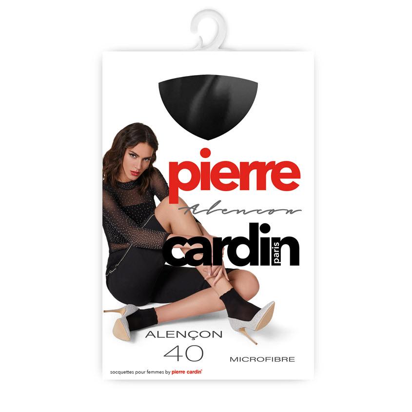 PIERRE CARDIN Носки женские 40 ден Alencon nero