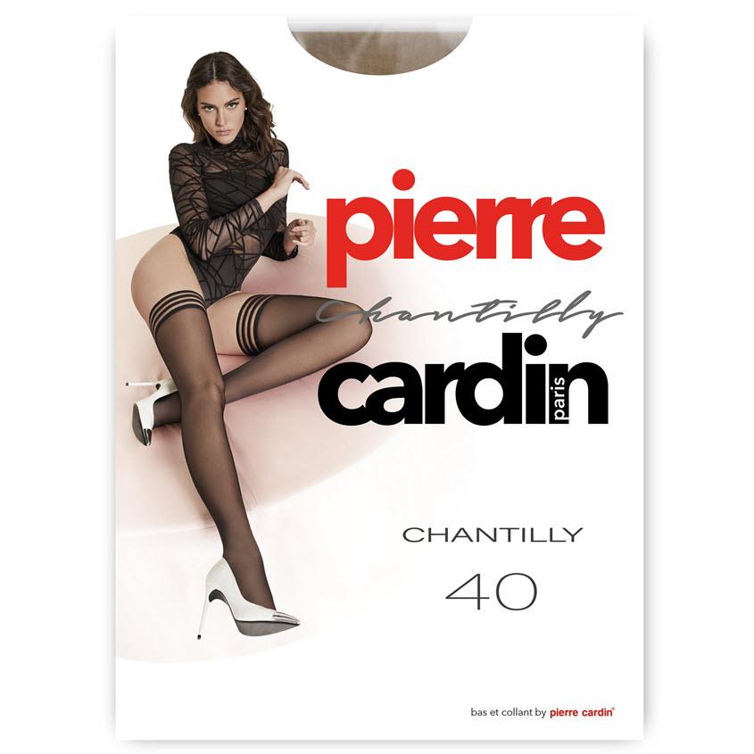 Купить PIERRE CARDIN Чулки женские 40 ден Chantily vision