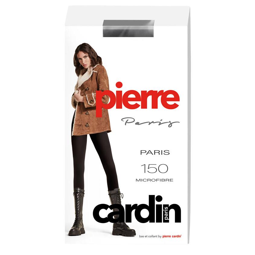 PIERRE CARDIN Колготки женские 150 ден микрофибра Paris fumo