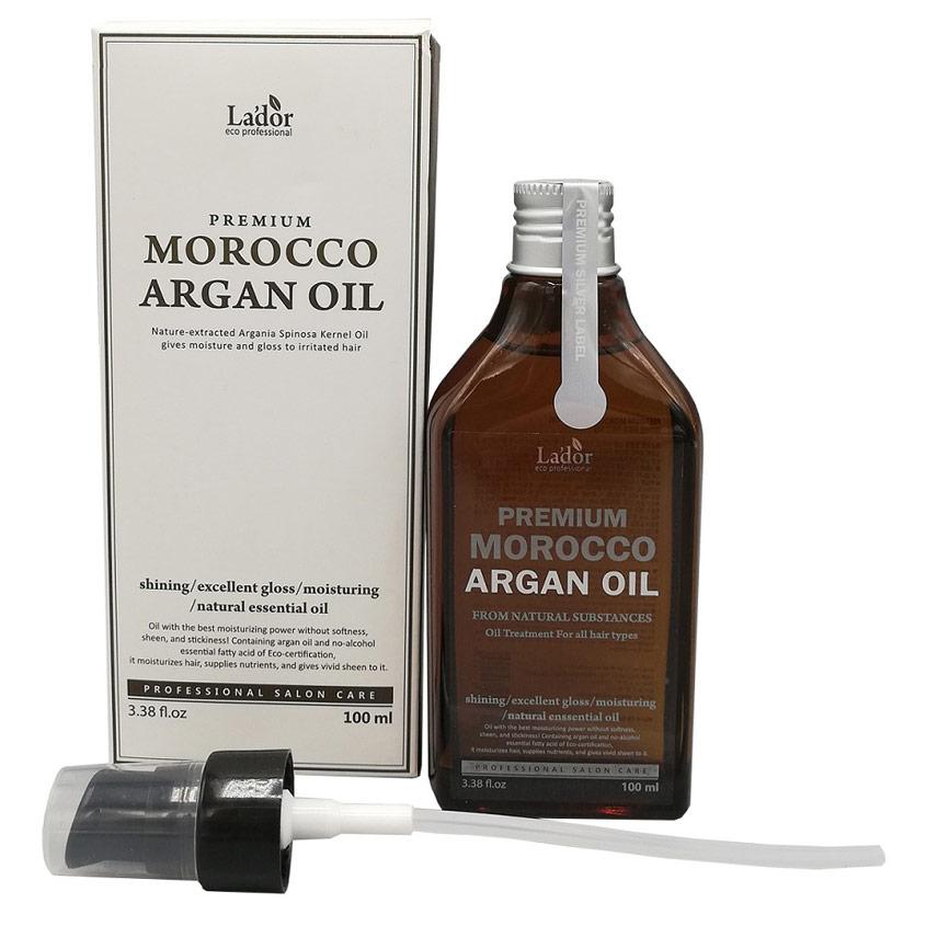 LADOR Масло для волос марокканское аргановое
