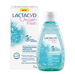 LACTACYD Гель для интимной гигиены Кислородная Свежесть 200 мл