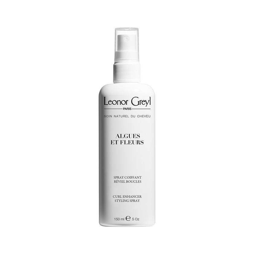 LEONOR GREYL Спрей для укладки волос с экстрактами водорослей и цветов.