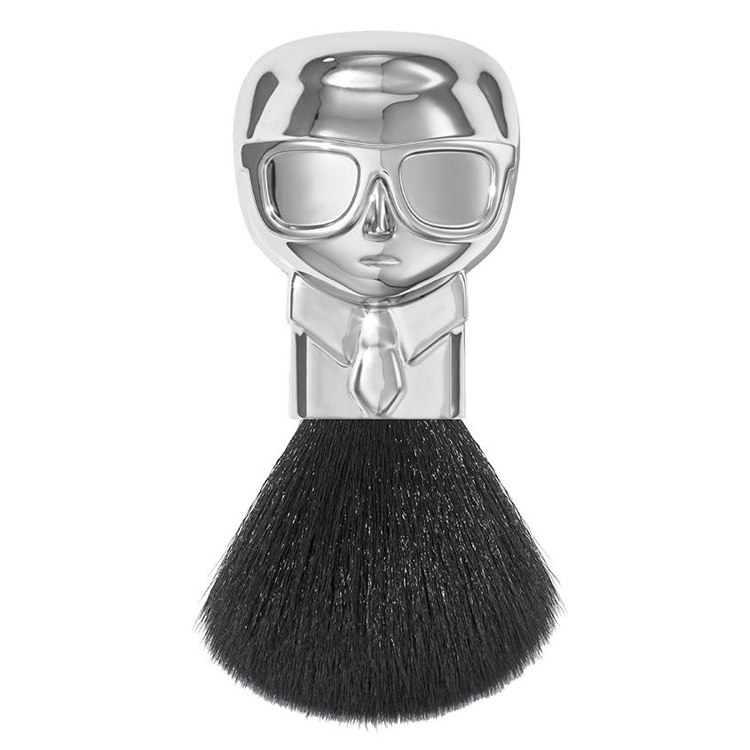 KARL LAGERFELD & MODELCO Кисть кабуки для нанесения макияжа COLLECTABLE KARL BUKI BRUSH