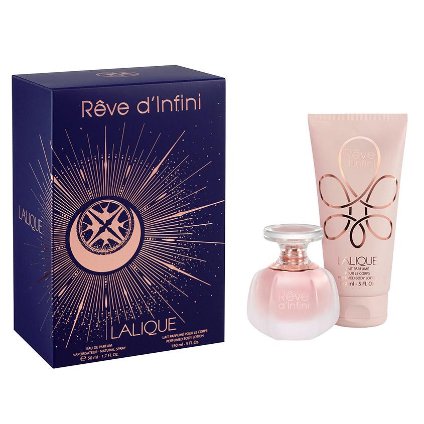 Купить LALIQUE Подарочный набор REVE D'INFINI