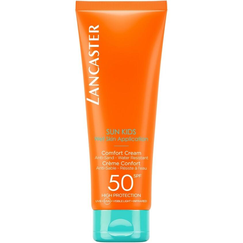 Купить LANCASTER Солнцезащитный крем для детей с технологией нанесения на влажную кожу Sun Kids SPF50