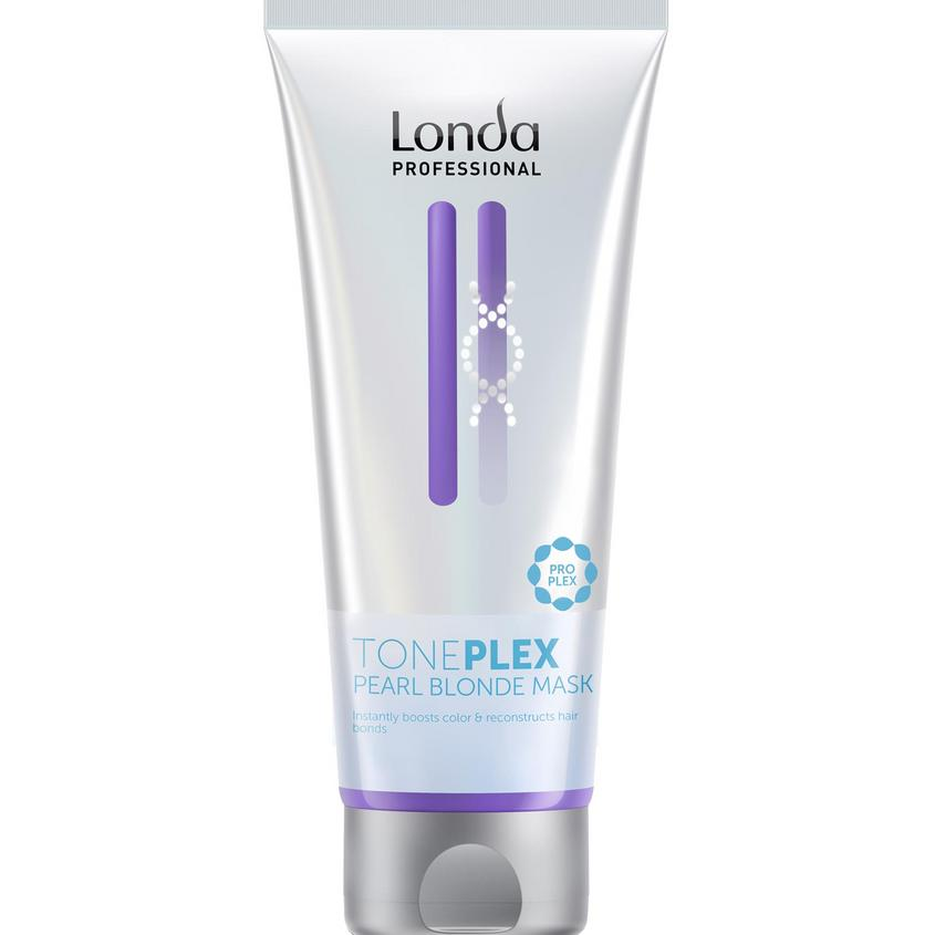 LONDA PROFESSIONAL Маска Toneplex Жемчужный Блонд Care premium