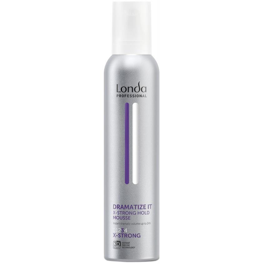 LONDA PROFESSIONAL Пена для укладки волос Styling, экстасильная фиксация