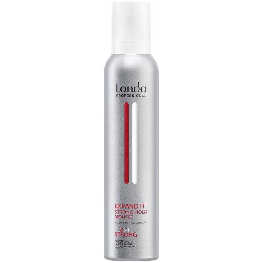 LONDA PROFESSIONAL Пена для укладки волос Styling, сильная фиксация