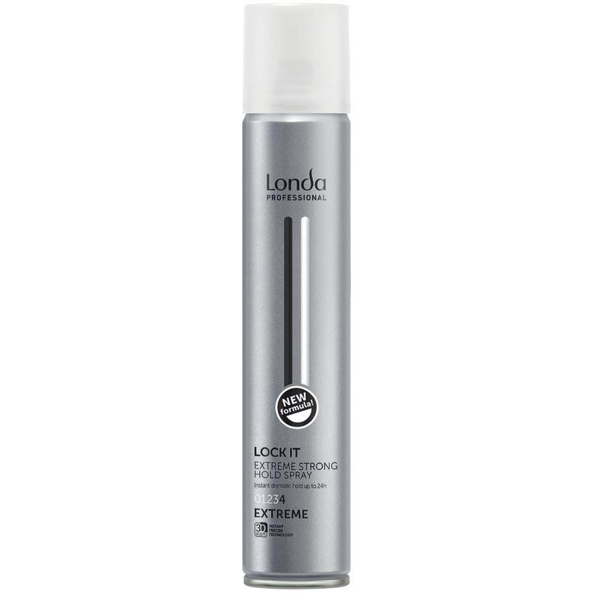 LONDA PROFESSIONAL Лак для волос Styling, экстасильная фиксация