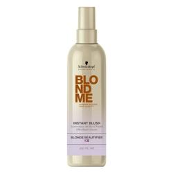 BLOND ME Спрей для волос оттеночный INSTANT BLUSH Ice Ice/Лед, 250 мл