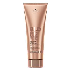 BLOND ME Бондинг-шампунь кератиновое восстановление для волос блонд 250 мл