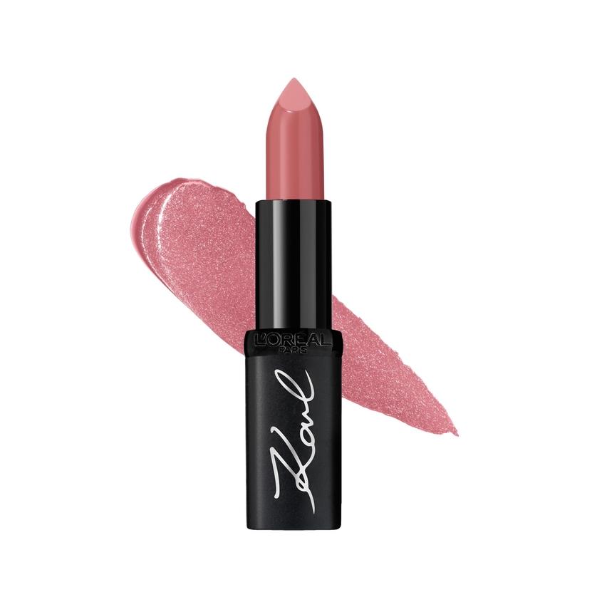 Купить L'ORÉAL PARIS Увлажняющая губная помада Color Riche лимитированная коллекция Karl Lagerfeld x L'Oreal Paris