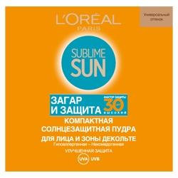 L`OREAL ���������� �������������� ����� Sublime Sun ���30