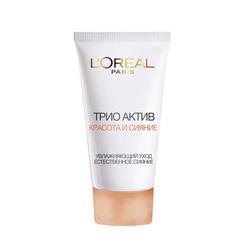 L`OREAL Средство для ухода за кожей Trio Active Красота и Сияние