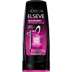ELSEVE ELSEVE Бальзам-ополаскиватель Elseve Сила Аргинина 400 мл шампуни l oreal paris elseve сила аргинина x3 light 400 мл