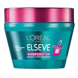 LOREAL Маска для волос Elseve Fibrology 300 мл (LOREAL PARIS)