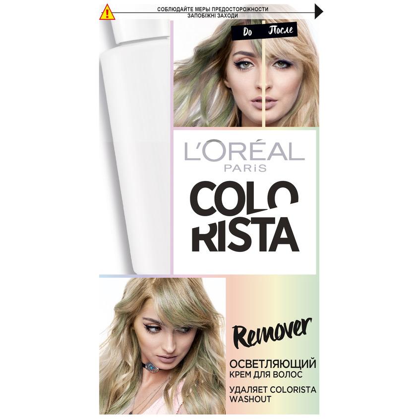 L'OREAL PARIS Осветляющий крем для волос