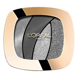 LOREAL PARIS LOREAL Тени для век Колор Риш Квадро S11 Серебрянный шелк