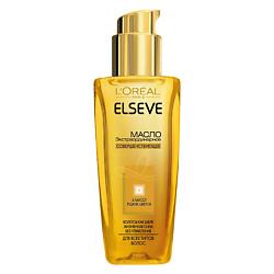 LOREAL Масло для волос Elseve Экстраординарное для всех типов волос 100 мл (LOREAL PARIS)